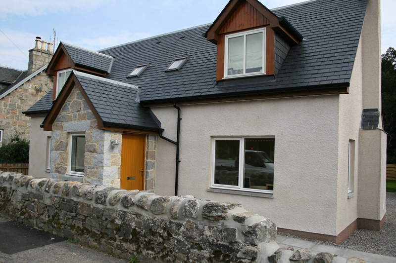 Bespoke highland homes photo gallery for House photo gallery